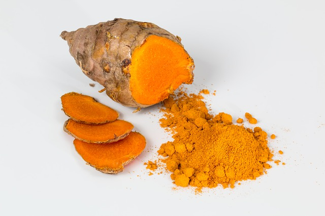 can I give my dog turmeric capsules